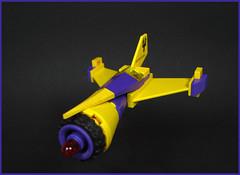Basking Shark (Karf Oohlu) Tags: lego moc microscale microspacetopia scifi spaceship