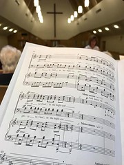 Choral concert with composer Joel Raney on March 18 at 4pm here at Northwood Presbyterian in Clearwater. We are learning some fantastic music, and Mr. Raney will be working with us the day before the concert. It's going to be a great weekend! (tabinfl) Tags: ifttt facebook