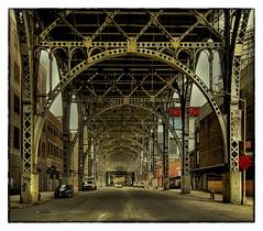 Harlem Viaduct (Chip Renner) Tags: hdr harlem harlemviaduct color efix nyc newyorkcity