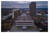 Capitol Sunrise (bprice0715) Tags: dji djip4a djiphantom4advanced phantom aerial aerialphotography drone dronephotography architecture architecturephotography sunrise albanyny albany empirestateplaza corningtower city cityscape colorful