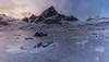 Frozen (Toni_pb) Tags: landscape lofoten norway water waterscape wild winter winterscape lofotenislands frozen minimalist mystic mountain ice ilce7riii ilce7r3 ilce7rm3 sony1635f28gm