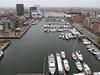 Willemdok, Antwerpen (Stewie1980) Tags: antwerpen anvers antwerp belgië belgique belgien belgium willemdok haven uitzicht museumaandestroom mas docks harbour harbor skyline view boats