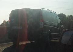 Lviv Oblast (Львівська область), Ukraine (Україна)   BC 2832 EC (VS 2832 ES from cirillic)   Mercedes Vito (Flavio1179F) Tags: ukraine lviv ua bc ukrainian license plates spotting car van mercedes vito