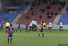 Celebracion del gol del Vetusta (Dawlad Ast) Tags: real oviedo vetusta union popular up langreo estadio ganzabal asturias españa futbol soccer tercera division partido filial celebracion piña gol