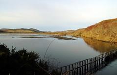 The loch (stuartcroy) Tags: scotland loch sea scenery sony sky still reflection