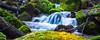 Fresh Nature (Theo Crazzolara) Tags: fresh freshness nature natural waterfall water wasserfall österreich austria dorngraben grünburgerhütte epic beautiful idyllic woods forest