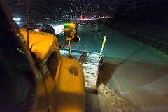 @20180112-D5 PlowingUS33-25 (OhioDOT) Tags: district5 odot plow ridealong route33 salt six snow storm plowing truck