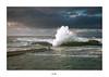 La Ola... (Canconio59) Tags: tapiadecasariego asturias temporal ola espigón mar sea españa spain costa coast temporaryonthecoast tormenta strom cielo sky nubes clouds