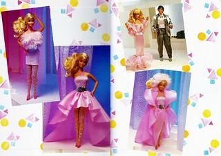 1989 Barbie Annual