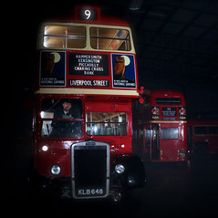 'Liverpool Street' (andrew_@oxford) Tags: ensign bus garage purfleet timeline events london transport vintage rt 1940s 1950s 1960s reenactment reenactors