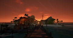 See You Soon (Nocha_Productions) Tags: rare microsoftstudios microsoftwindows microsoft microsoftstore unrealengine xboxone xbox xboxonex art screenshot screenshots cinematography consoles gaming gamingscreenshot games game gallery gamingart gamingpicture pics pic picture pc photography photo productions nochaproductions nocha pirate pirates piratebay sea sand town bay sunset sunshine sun sky clouds wind rocks rock videogames flags flag palmtree palm tree harbor