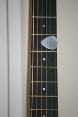 Pick (eyriel) Tags: guitar strum fret frets string strings instrument music musical