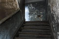 El Deterioro de Nuestra Historia - 004 (carlosmunante) Tags: escaleras deteriorado antiguo viejo abandonado abandono casa casona olvidado subir luz canon sucio fotografía documental