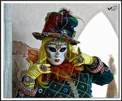 Carnevale di Venezia 2018 (LasVegasInside) Tags: carnevale di venezia maschera veneziana venice carnival italy canon 6d 70200 is ii l mask ritratto