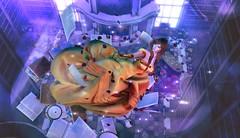 Enchantment - Disorderly & Infinity (clau.dagger) Tags: enchantment secondlife fantasy fairytales event disorderly decor infinity gacha gown dress fashion insol catwa wasabi maitreya drd poseidonposes