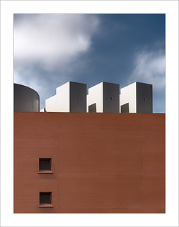 Llum al terrat (color) / Light on the roof (color)