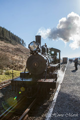 Day 56: No.2 (Howie1967) Tags: railway welsh narrow gauge wales south