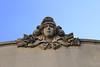 Liberty in Milan (polar_plateau) Tags: artnouveau artdeco art statue architecture sky detail liberty