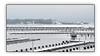 My surroundings in February (5) (andantheandanthe) Tags: februari februar winter cold snow ice sea boats berths harbor harbour marina bridges piers february fiskebäck gothenburg göteborg