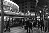 Pizza ou pizza ? Paris, janv 2018 (Bernard Pichon) Tags: paris îledefrance france fr fr75 bpi760 street pizza rue avenue nuit night