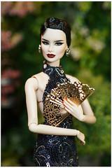 LIU SHI - OOAK Fashion Royalty by Aquatalis (AlexNg & QuanaP) Tags: liu shi ooak fashion royalty by aquatalis original kyori sato makeover quanap outfit alexng available etsy wwwetsycomshopaquatalis