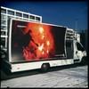 Pyrowerbung ist kein Verbrechen (DaWernRulez) Tags: burger king pyro hannover 96 hipstamatic werbung advertising mobil car auto