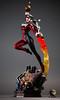 bombs away (desertdragon) Tags: harleyquinn superpowersline tweeterhead statue