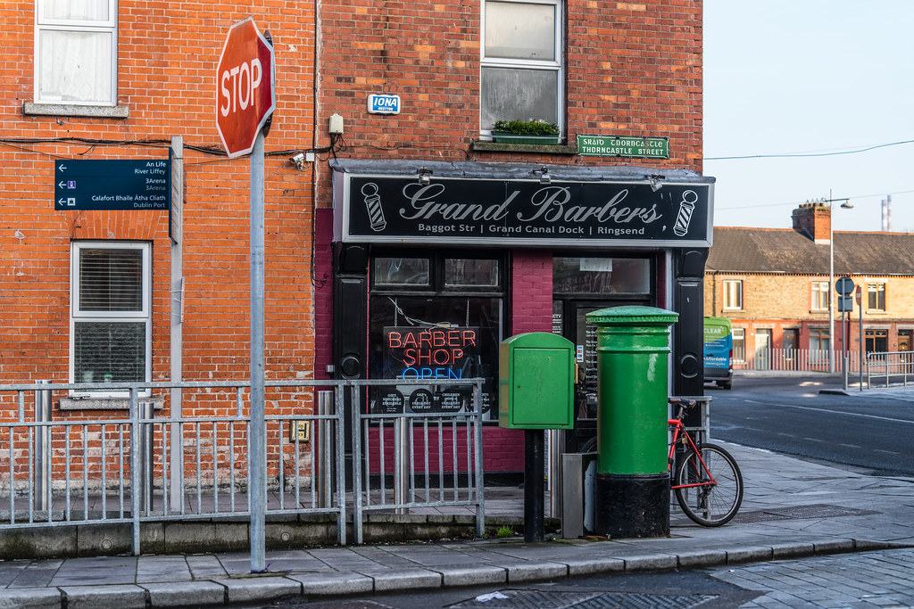 GRAND BARBERS THORNCASTLE STREET [RINGSEND]-135521