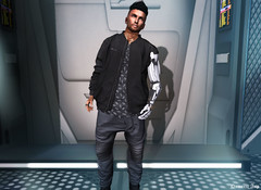 #N15 (dumeric_asp) Tags: catwa bento avatar fashion men mens robot bionic mgmens sl