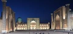 Uzbekistán - Samarkanda - Plaza del Registán (eduiturri) Tags: uzbekistán samarkanda plazadelregistán ngc