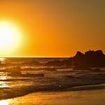 Sunset on El Matador thumbnail