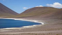 163 Laguna  Miñiques (roving_spirits) Tags: chile atacama atacamawüste atacamadesert desiertodeatacama désertcôtier küstenwüste desiertocostero coastaldesert