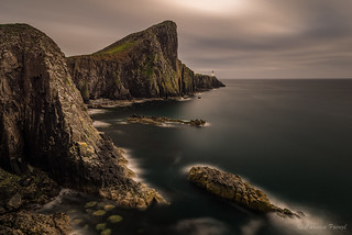 Neist Point Cliff