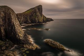 Neist Point Cliff