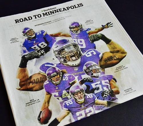 Minnesota Vikings Playoffs