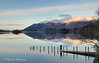 Stationary Traveller (Andy Lea Photography) Tags: landscape reflections mountains lake sky clouds water cumbria andy lea photography