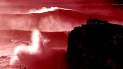 Code Red Nazare (walterpeitz) Tags: nazare waves portugal big surf surfing huge sea water beach ocean