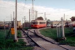 Mt Pleasant Iowa Sep93 2 (jsmatlak) Tags: iowa mt pleasant electric railway train interurban tram trolley streetcar