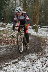DSC_0111 (sdwilliams) Tags: cycling cyclocross cx misterton lutterworth leicestershire snow