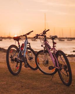 Sun's bike