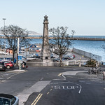 THE GEORGE IV MEMORIAL IN DUN LAOGHAIRE [ERECTED IN 1823]-136407 thumbnail