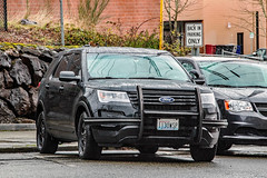 Washington State Patrol Unmarked 2017 Ford Police Interceptor Utility SUV (andrewkim101) Tags: washington state patrol unmarked 2017 ford police interceptor utility suv snohomish county wa everett wsp