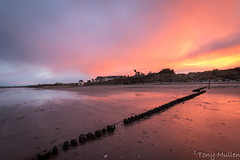The Strand (Tony Mullen Photography) Tags: rosslare rosslaresunset rosslareseascape rosslarestrand tonymullenphotography wexfordseascape wexfordsunset