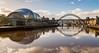Sage & The Bridges (kensparnon) Tags: tyne newcastle upon quayside sage