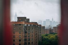 stormy skies in the city (rjdibella) Tags: hurricaneirene summer empirestatebuilding manhattan newyorkcity newyork 2011 bridges williamsburgbridge usa nyc unitedstates us