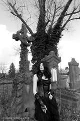 Rootstein BB9 Alison #2 Gothic Queen (dollsvillage) Tags: rootstein bb9 alison doll dummy mannequin mannikin schaufensterpuppe dollsvillage