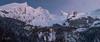 Gourette (slegars) Tags: gourette resort soir winter soirée neige ski pyrénées evening station snow