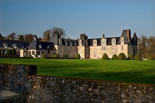 Chateau de la Roche Pichemer
