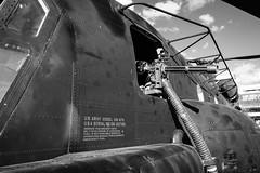DC Armory, Washington, DC. October, 2017. (Guillermo Esteves) Tags: dcarmory aircraft fujifilmxt2 fujifilm unitedstates districtofcolumbia washington northeastwashington blackandwhite us