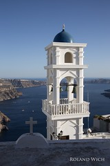 Santorini - Imerovigli (Rolandito.) Tags: europa europe greece griechenland hellas grèce santorini santorin island imerovigli